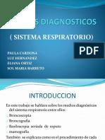 Medios Diagnostico