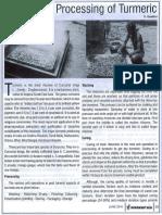 1. Kisan World article on turmeric.pdf
