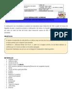Guia Extraccion de Adn Higado de Pollo y Muestra Vegetal