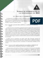 3d. RIAS Normas Interpretación