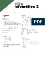 Matemática - Pré-Vestibular Dom Bosco - GAB-MAT2-SE4