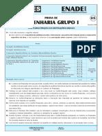 Prova2008 Engenharia Civil