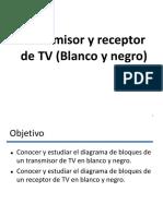 2.Transmisor y Receptor de TV