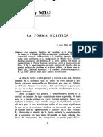 Diez del Corral - La forma política.pdf