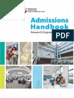 ad Handbook