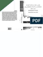353615113 Historia de Las Clases Populares en La Argentina 1880 2003 Ezequiel Adamovsky