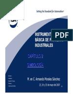 Simbologia Basica 2012