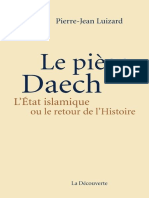 Pierre-Jean Luizard - Le piege Daech-Ebook-Gratuit.co.epub