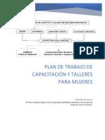 Programa de Talleres de Capacitación