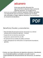 Depósito Aduanero