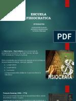 Ecsuela fisiocratica
