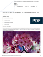 NIHON VES. El jardín de conocimientos de la  diáspora venezolana en Japón.pdf