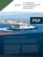 FAO Marcado de Barcos Pesqueros