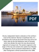 Brunei Part 1