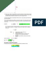 4. Tuberia Filtrante Agua Superficial Excel