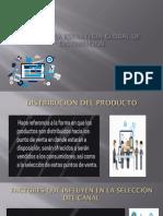 Infografia Estrategica Global de Distribucion