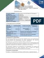 Guía de Actividades y Rúbrica de Evaluación - Fase 5 - Evaluación Del Radioenlace (1)