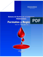 Formatos y Registros-Pronahebas