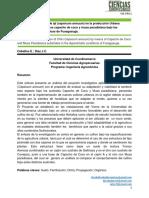Articulo Ají (Capsicum Annumm)