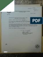 DOD Entertainment Liaison Office file on Superman & Superman II