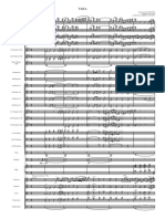 TARA - Full Score
