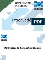 #1 Introducción - Programa de Formación en Comercio Ex