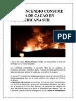 PISCO Incendio
