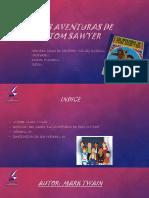 Las Aventuras de Tom Sawyer XD