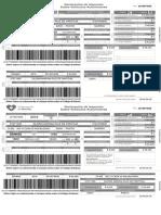 Imprimir Recibo Impuesto Vehiculo