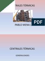 centrales de generacion