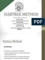 Hartree Method