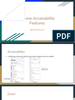 tled module 5  iphone accessibility features