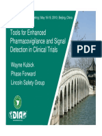 Enhanced Signal Detection in Clinical Trials