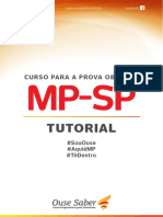 Tutorial - MP-SP Objetiva