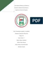 Contaminantes Regulados y No Regulados