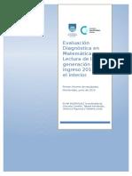 Primer Informe de Resultados Ed2015 Final
