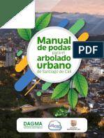 Manual de Podas Para El Arbolado de Santiago de Cali
