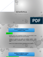 Lista de Exercicios de Estatística - Módulo 2 - Ciências Contábeis