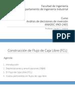 6. Construcción de FCL
