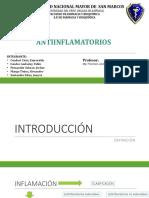 SEMINARIO ANTIINFLAMATORIOS