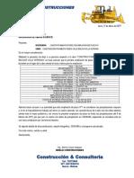 Carta Plazo Serrano