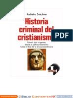 [facebook.comLeyendoEnLaHoguera] Tomo I Los orígenes, desde el paleocristianismo hasta el final de la era constantiniana.pdf
