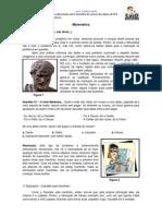 Matemática - CASD - Raciocínio Lógico
