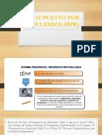 Presupuesto Por Resultados (Ppr) Rocio Rodriguez Rengifo