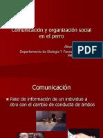 Senales y org social  del comunicacion en el perro.pdf