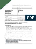 Informe Final Tdr 2016