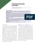Tratamiento de Infecciones Severas de Piel y Tejidos Blandos ESPAÑOL