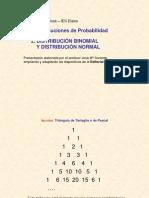 Leyes Binomial & Normal