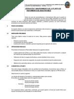12.1.1 Manual de Operación y Mantenimiento Ptap Nueva Florida