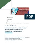 CLASE NT3   MECANISMO DE ACCIÓN EN LA GEOPOLÍTICA, USO DE LAS TECNOLOGÍAS, NEGOCIACIÓN NACIONAL E INTERNACIONAL   DERECHO CIVIL IV   PROFA ANTONIA LADERAaa.docx